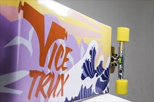 ViceTrux Board and Trux